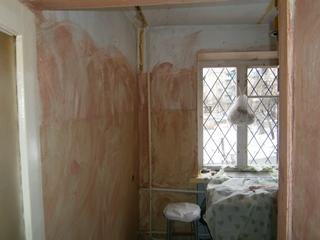 Фото. Как грунтовать бетоноконтактом. Чем грунтовать по масляной краске.
