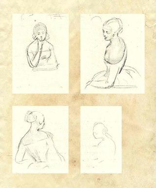 Зарисовки и наброски. Умение делать эскизы поможет Вам научиться рисовать.