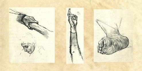 Эскизы, зарисовки, наброски.