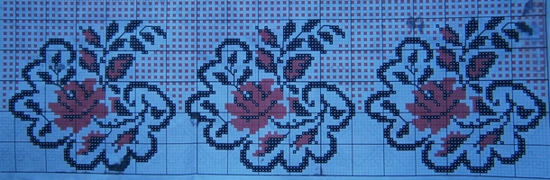 Схема для вышивания.