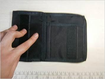 Сшить кошелек для мелочи своими руками. Мастер класс от творческой мастерской Огонь.