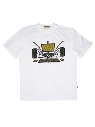 Закажи, через интернет, футболку с авторской картинкой на заказ, на нашем сайте. Мы онлайн.