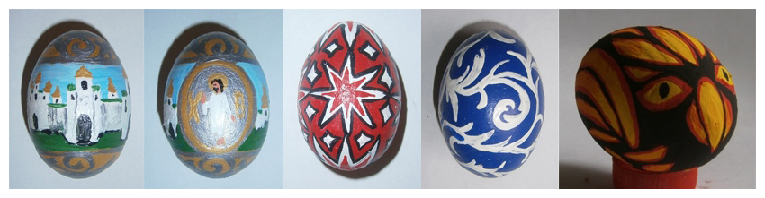Фото. Поделка. Пасхальные яйца своими руками для начинающих. Техника росписи. Мастер класс. Как сделать пасхальное яйцо.