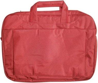Красная сумка для ноутбука 15,6 дюйма купить Киев, Украина.