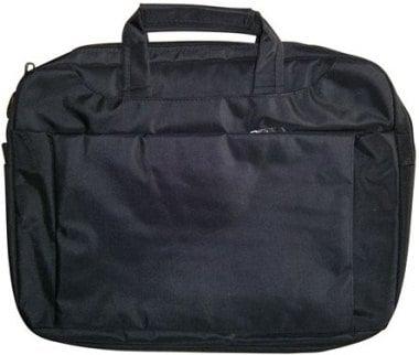 Черная сумка для ноутбука 15,6 дюйма купить Киев, Украина.
