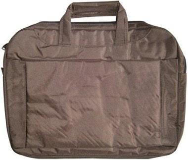 Коричневая сумка для ноутбука 15,6 дюйма купить Киев, Украина.