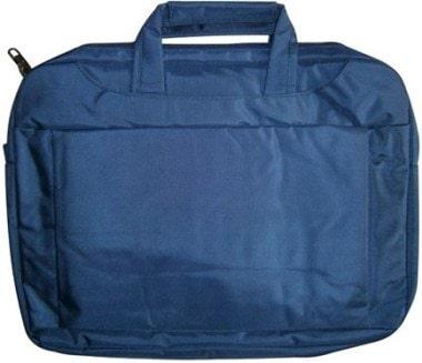 Синяя сумка для ноутбука 15,6 дюйма купить Киев, Украина.