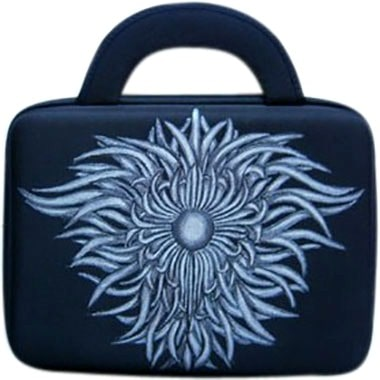 Орнамент сумка для мини ноутбука, планшета, с рисунком.