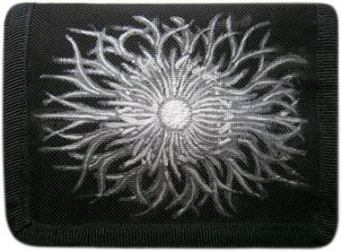 Орнамент кошелек ручной работы.