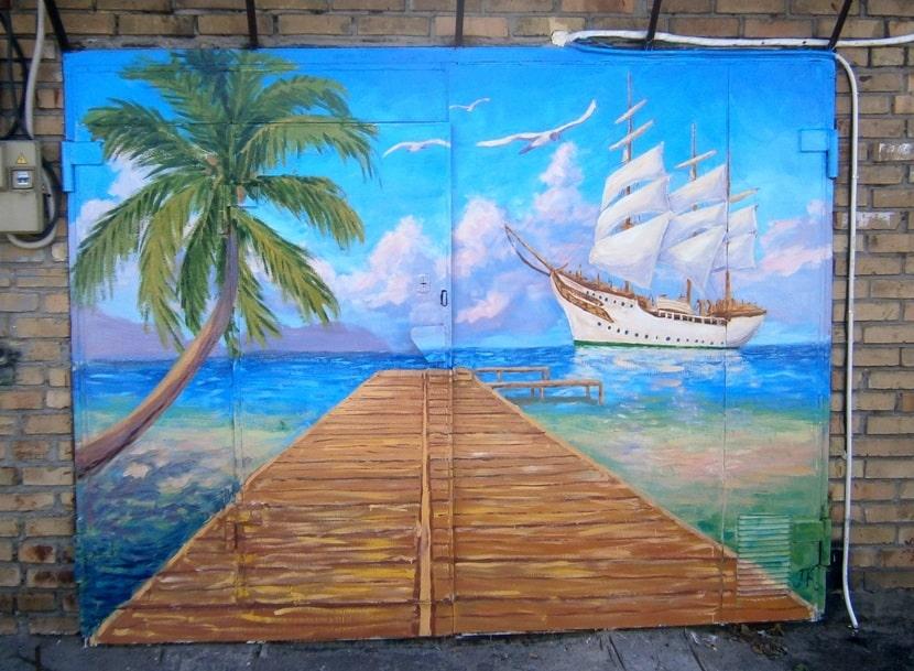 Морской декор. Декор в морском стиле.