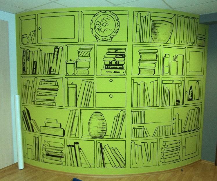 Дизайн кабинета, идеи дизайна интерьера.