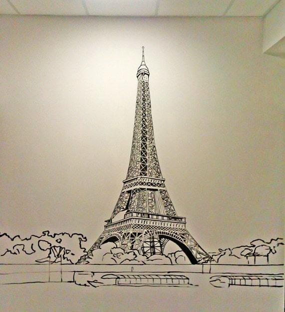 Французский дизайн, фото.