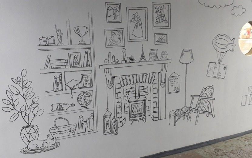 Декор интерьера в современном стиле. Варианты декора комнаты.