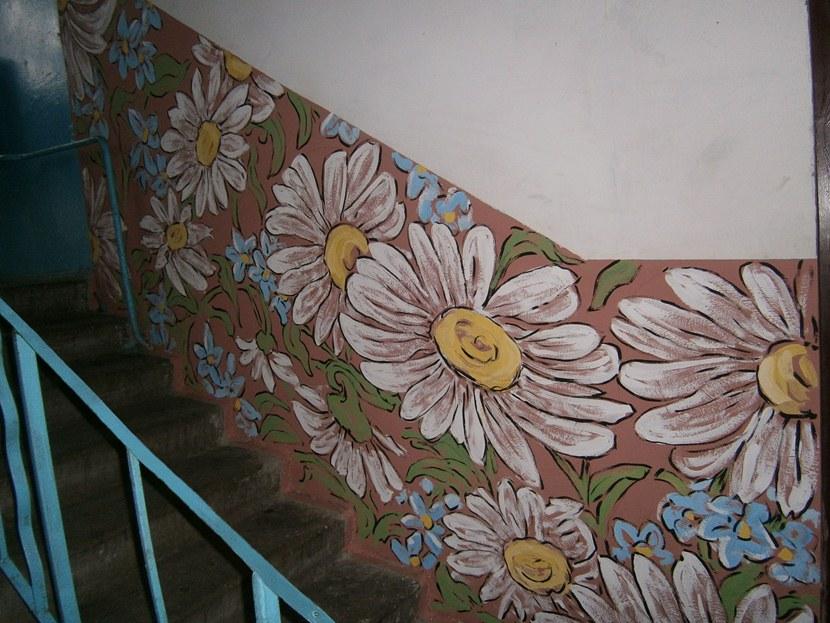 Декор с помощью цветов, цветочки для декора.