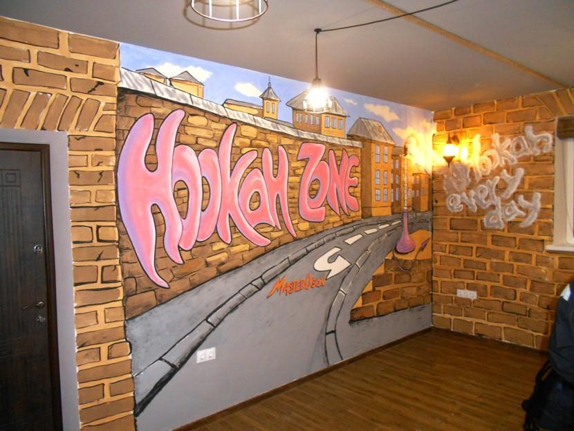 Прайс на роспись стен, прайс на декор.