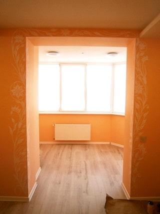 Роспись стен в квартире. Роспись стен цена за кв метр.