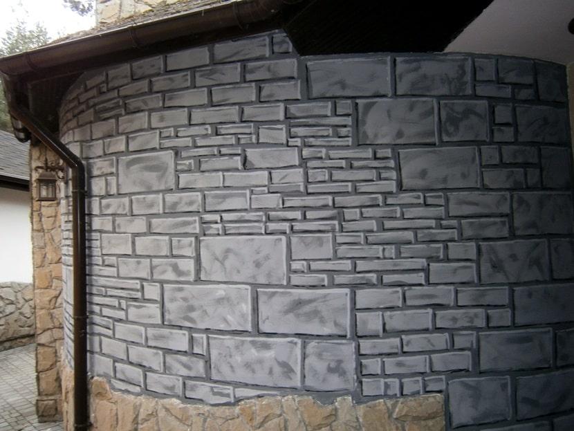 Сколько стоит художественная роспись стен. Цена.
