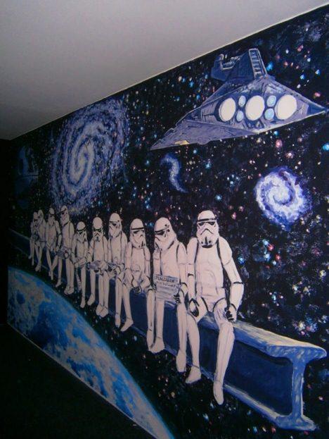 Ищете художника для росписи стен? Обращайтесь!